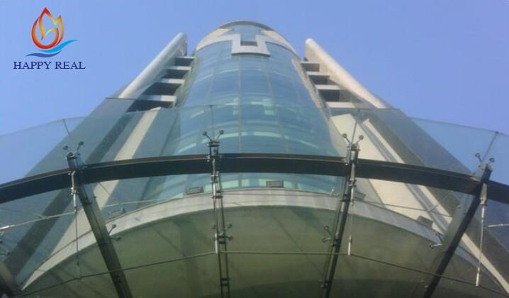 Cho thuê văn phòng quận 1 Iwa Square Office Building có sân thượng
