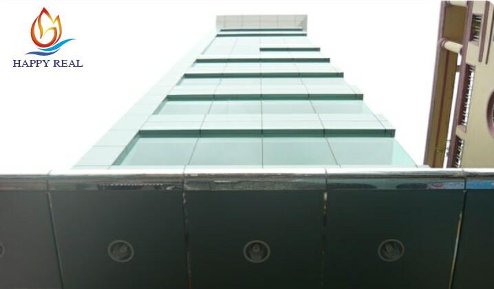 Toàn cảnh tòa nhà
