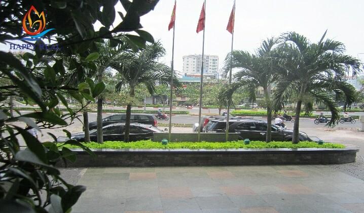 Hình ảnh bên ngoài tòa nhà