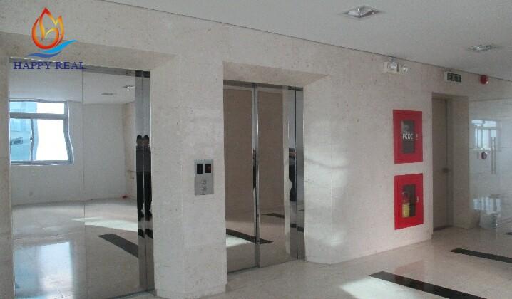 hệ thống 2 thang máy