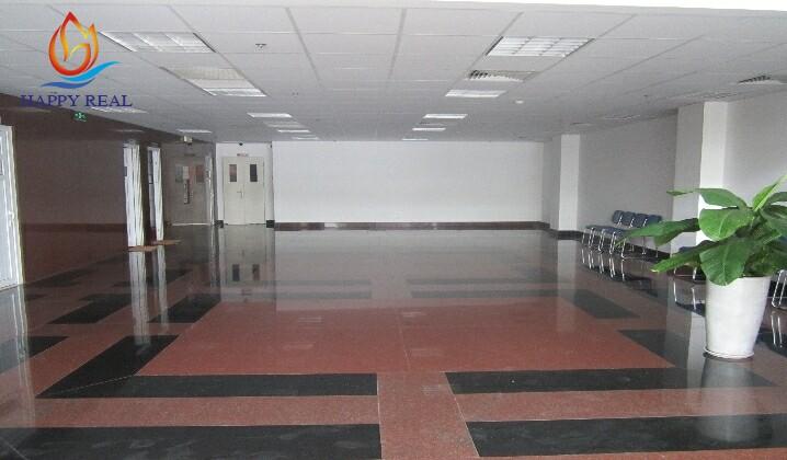 Tầng trệt của tòa nhà Gia Thy building