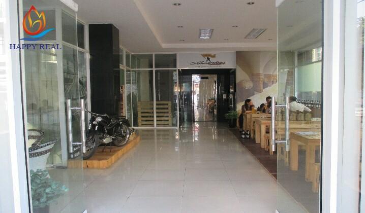 Văn phòng cho thuê quận Phú Nhuận Sogetraco building hành lang rộng thoáng