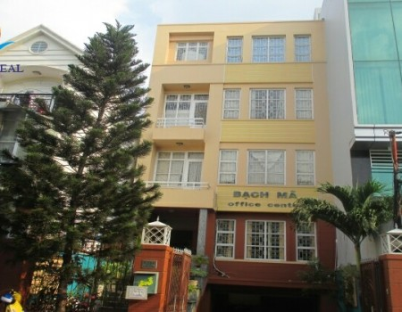 BẠCH MÃ OFFICE CENTER