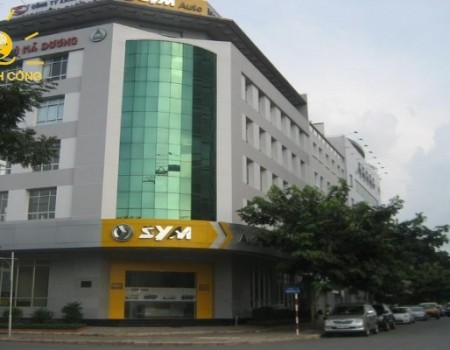 PMD BUILDING